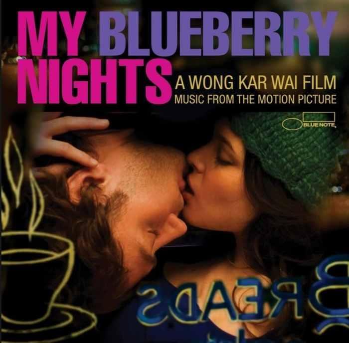 """ノラ・ジョーンズ主演、""""My Blueberry Nights"""" (『マイ・ブルーベリー・ナイツ』)から学ぶ英会話"""