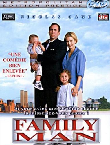 『天使のくれた時間』(The Family Man)