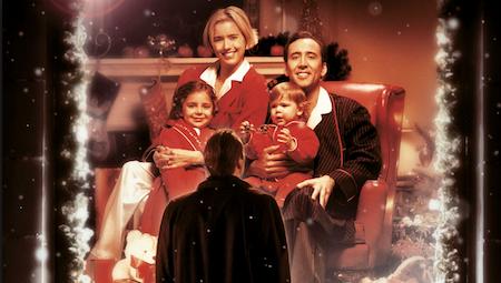 天使のくれた時間 家族のシーン