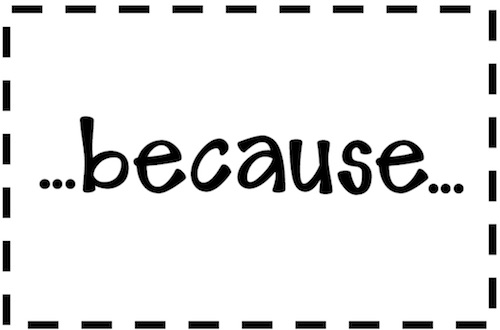 """because""だけでは味気ない!「形容詞+前置詞」の使い方"
