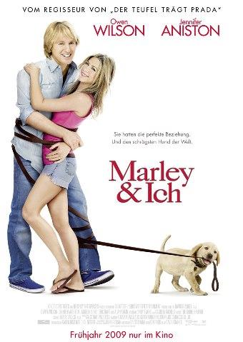 """マーリー世界一おバカな犬が教えてくれたこと""""Marly and Me"""""""