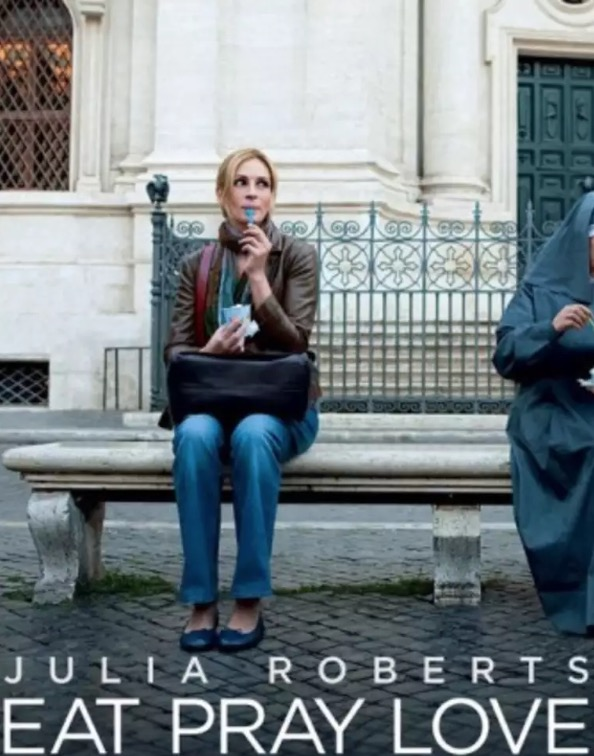 """ジュリア・ロバーツ主演『食べて、祈って、恋をして』(""""Eat Pray Love"""")から学ぶ英会話フレーズ"""