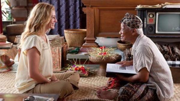 食べて、祈って、恋をして、バリ島