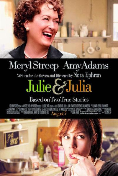 """ジュリー&ジュリア""""Julie & Julia"""""""