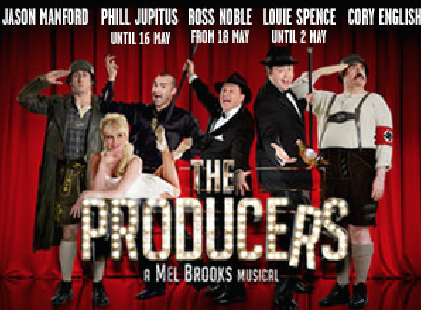 """プロデューサーズ""""The Producers"""""""