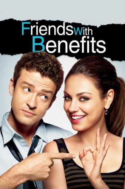 """ステイ・フレンズ""""Friends with Benefits"""""""