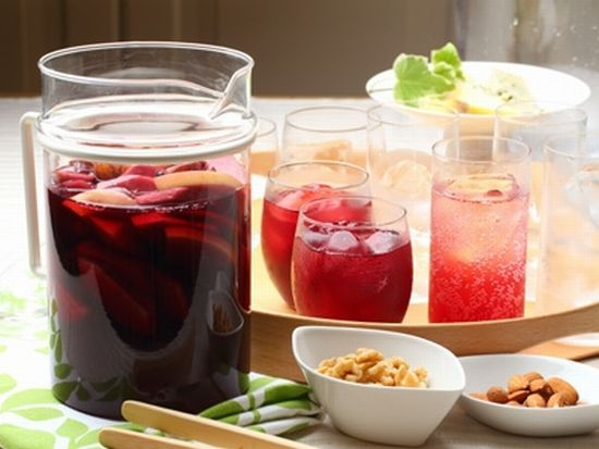 Convenience Store Sangria by Andrea