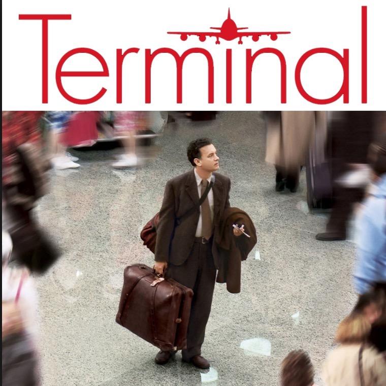 """トム・ハンクス主演/映画『ターミナル』""""Terminal""""から学ぶ英会話表現"""