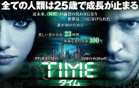 "TIME/タイム""In Time"""