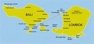 Bali-Gili-Lombok