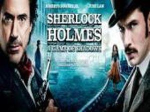 """シャーロック・ホームズ シャドウ ゲーム""""Sherlock Holmes: A Game of Shadows"""""""