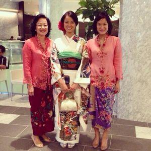 Kimono and Kebaya