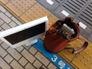 わたしの英会話 横浜スクールにパソコン搬入