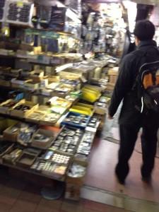 わたしの英会話 横浜スクールパソコン購入in秋葉原