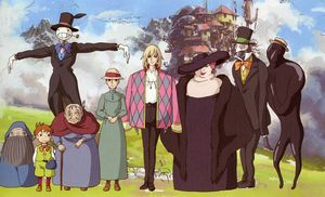 Howl's moving castle4