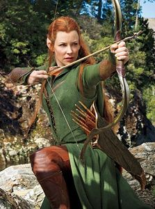 THE HOBBIT: THE DESOLATION OF SMAUG (2013) EVANGELINE LILLY