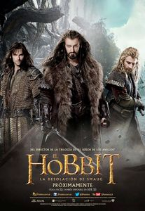 The Hobbit: The Desolation of Smaug by Peter