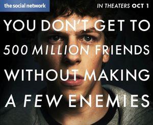 """ソーシャル・ネットワーク  """"The Social Network"""""""
