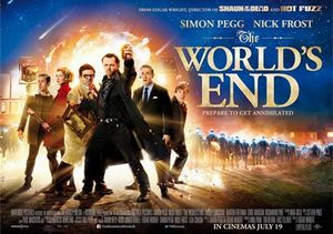The World's End by Andrea