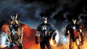 Thor and the Avengers