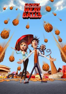 Cloudy With A Chance of Meatballs by Patrick