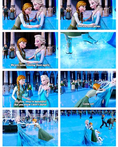 Princess Ana or a Princess Elsa2