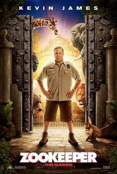 """Mr.ズーキーパーの婚活動物園""""Zookeeper"""""""