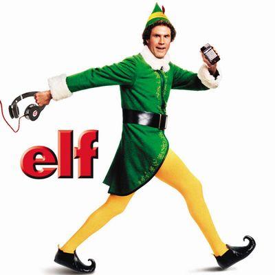 """サンタの国からやってきた""""Elf"""""""