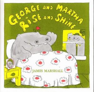 ジョージとマーサ