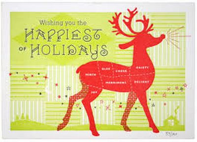 Holiday cards! by Helen