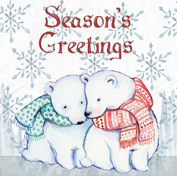 """Merry Christmas""よりも""Season's Greetings""がオススメ!"