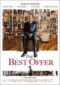 """鑑定士と顔のない依頼人""""The Best Offer"""""""