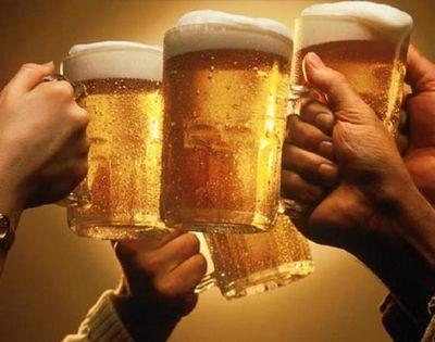 ビールを飲もう