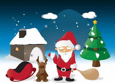 例文 クリスマス カード 手紙の達人コラム クリスマスカードで心華やぐ