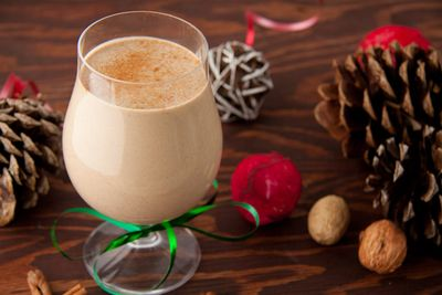 "Make some ""Eggnog."" by Helen"