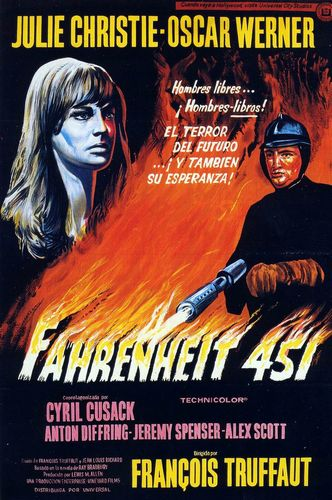 Fahrenheit 451 by Paul
