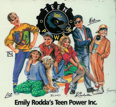 Teen Power Inc