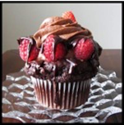 美味しそうなケーキ