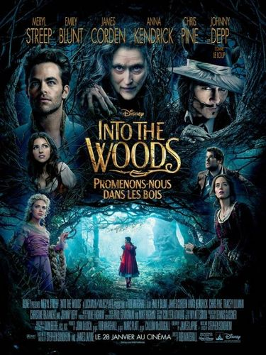 Disney's Into the Woods by Peter