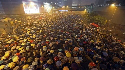Umbrella Revolution2