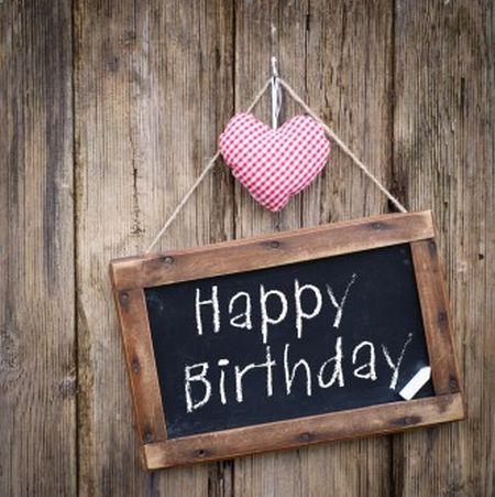 20 歳 の 誕生 日 英語