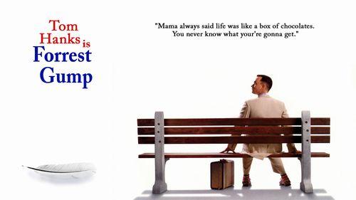 """フォレスト・ガンプ/一期一会""""Forrest Gump"""""""