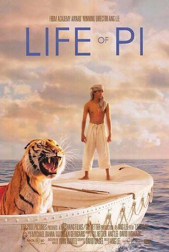 """ライフ・オブ・パイ/トラと漂流した227日 """"Life of Pi"""""""