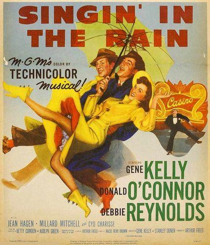 """雨に唄えば """"Singin' in the Rain"""""""