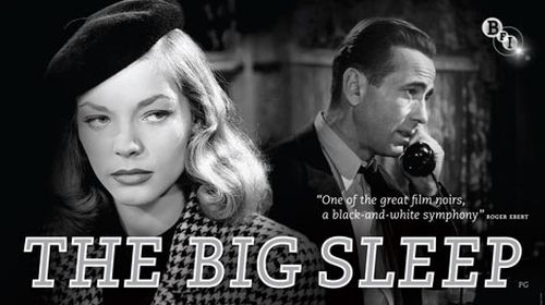 The Big Sleep by Paul