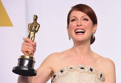 Julianne Moore won the  Academy Award