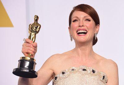 Julianne Moore won the  Academy Award