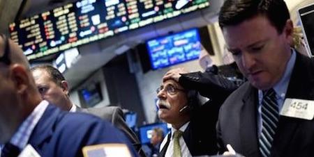 株価が下落するって・・・?