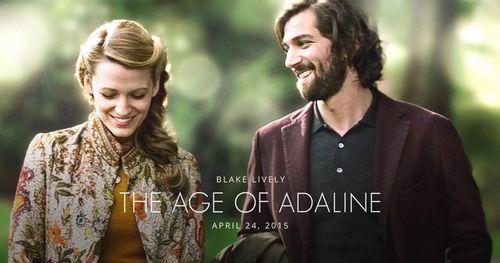 """アデライン、100年目の恋""""The Age of Adaline""""by Peter"""