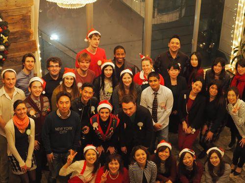 クリスマスパーティー10